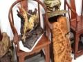 红木原材料在锯板机什么锯方料视频 (927播放)