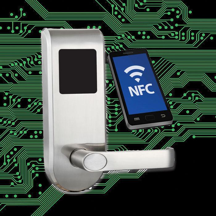 NFC酒店锁/NFC门禁/NFC消费机